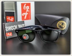 Original Ray Ban RB-2132 New Wayfarer Sunglasses w/Polarized