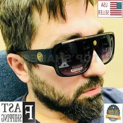 Oversize Fashion Design Men Square Sunglasses New Style Grad