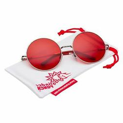 oversized large round sunglasses for women color