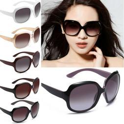 OVERSIZED Sunglasses Women Lady Polarized Big Huge Frame Vin