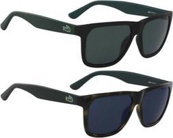 Lacoste Petite Pique Men's Classic Soft Square Sunglasses -