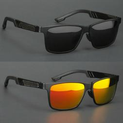 Polarized Aluminium Men Sunglasses Outdoor Driving Sun Glass