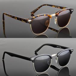 Polarized Anti Glare Sunglasses Women's Men's Vintage Design