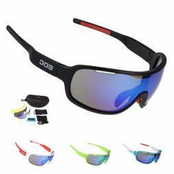 New Polarized Cycling Glasses Bike Goggles Bicycle Sunglasse