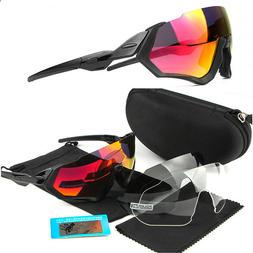 Flight Jacket Polarized Cycling Sunglasses Photochromic MTB