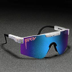 Pit Viper Polarized Cycling Sunglasses Sport Goggles TR90 Fo