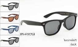 Polarized Kids Sunglasses Classic Retro Quality 1-6 Years Bo