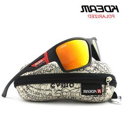 Polarized Outdoor Sport Sunglasses Mens Cycling Bike UV400 S