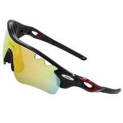 8dd79148a0c5 Editorial Pick DUCO POLARIZED Sports Sunglasses UV400 Protection Cycling Gl