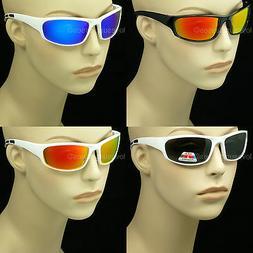 Polarized sunglasses frame lens cycle bike drive fish new gl