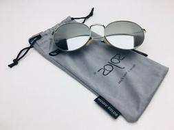 Sojos Polarized Sunglasses Small Round Style Unisex New Open