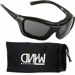 polarized sunglasses wind block sports and motorcycle