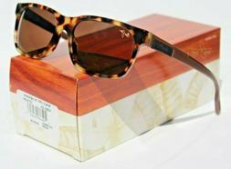 Women's Maui Jim Eh Brah 55Mm Polarizedplus2 Sunglasses - To