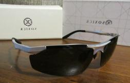 Soxick Polorized Sport Sunglasses.