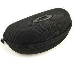 Portable Vault Sunglasses Hard Case Black for Oakley Ran Ban