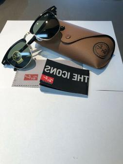 Ray Ban 51mm Clubmaster Sunglasses - Green