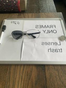 Ray Ban Active Polarized Sunglasses RB3478 004/58 Gunmetal W