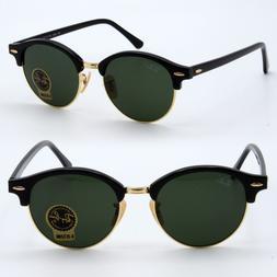CLUBROUND Ray-Ban New Sunglasses for Men, Women Classic Gree