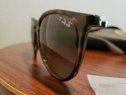 Ray-Ban Erika RB4171 Classic Tortoise Polarized Sunglasses