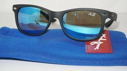 Ray-Ban Junior RJ9052S New Wayfarer Sunglasses 100S55