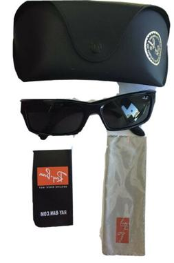 Ray-Ban RB 4151 601 Black Frame  Sunglasses made in ITALY +