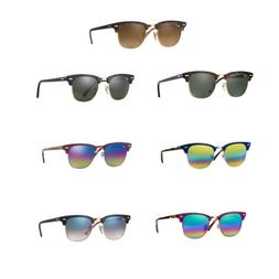 Ray-Ban RB3016 Clubmaster Classic Sunglasses - Choice of Col