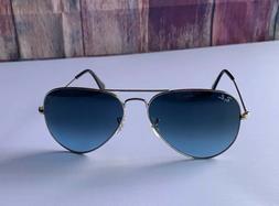 Ray-Ban RB3025 003/3F Silver Aviator Men Sunglasses - Gradie
