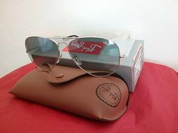 Ray-Ban RB3025 003/3F Silver Aviator Men Sunglasses - Gradie