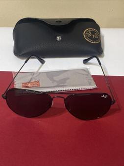 Ray Ban RB3025 Aviator Sunglasses-002/58 Black -62mm