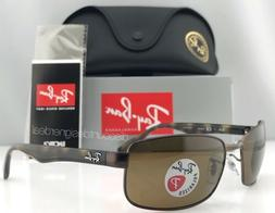 Ray-Ban RB3478 Polarized Sunglasses 014/57 Brown Havana/Brow