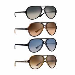 Ray-Ban RB4125 Cats 5000 Classic Sunglasses 59mm