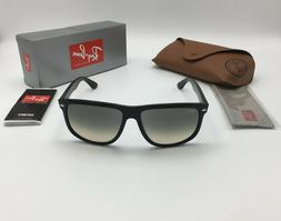 Ray-Ban® RB4147 601/32 Men's BOYFRIEND Sunglasses, Grey Gra