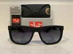 Ray-Ban Rb4165 622/T3 Matte Black Justin Classic WayfarerP