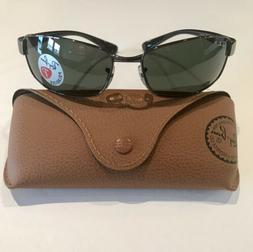 Ray Ban sunglasses Men's Polarized RB3364 62mm Made In Ita