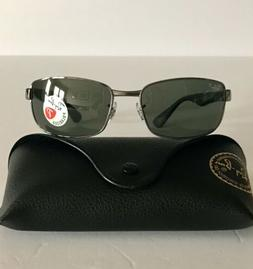 Ray Ban sunglasses Men's Polarized RB3478 60 mm New 100% A