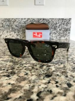Ray-Ban Wayfarer Sunglasses RB2140 902 50mm Tortoise Shell F