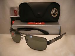 Ray-Ban RB3522 Active Lifestyle Polarized Sunglasses 004/9A