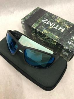 Smith Optics Redmond Polarized Sunglasses - Matte Black/Chro