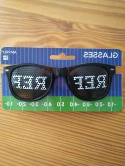Ref Referee New Sunglasses Funny Gag Gift Novelty - Sports F