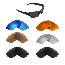 Walleva Replacement Lenses for Wiley X Valor Sunglasses - Mu