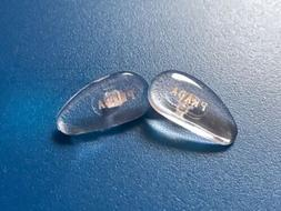 Replacement Screw-in Nose Pads for PRADA Eyeglasses/Sunglass