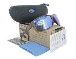 Costa RFT66OBMGLP Reefton Sunglasses Matte Retro Tortoise Fr