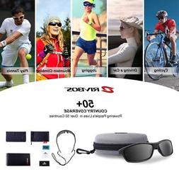RIVBOS Polarized Sports Sunglasses Driving Sun Glasses Shade