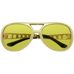 Rockstar Sunglasses Costume Party Novelty Sunglasses 60's Ro
