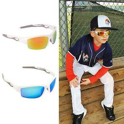 Rawlings RY132  White/Orange Kids'-Youth Baseball Softball S