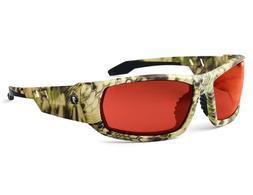 Ergodyne Skullerz Odin Polarized Safety Sunglasses - Kryptek