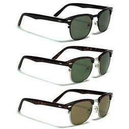 b424055f913b Small Retro Rewind Club Glasses Men s Vintage 80s Sunglasses