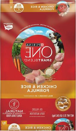 Purina One Smartblend Natural Chicken & Rice Formula Adult D