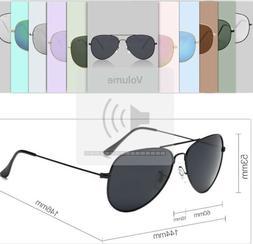 SOJOS  830 Classic Aviator Polarized Sunglasses Mirrored UV4