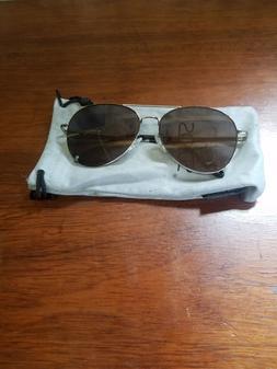 SOJOS  Brand Designer metal frame aviator sunglasses women f